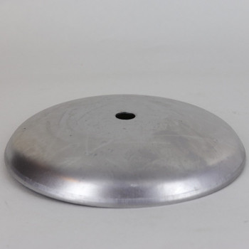 Unfinished Steel Cover for 4in Neckless Holder