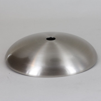 Brushed/ Satin Nickel Finish Cover for 3in Neckless Holder