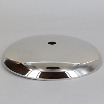 Polished Nickel Finish Cover for 4in Neckless Holder