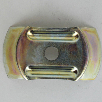 60mm (2-3/8in.) Diameter Neckless Holder Insert - Zinc Plated Steel