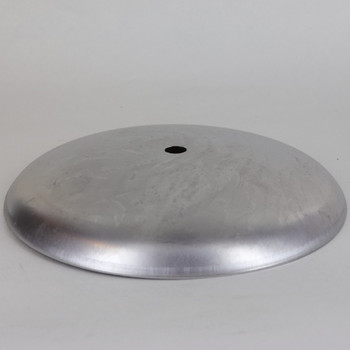 Unfinished Steel Cover for 5-1/4in Neckless Holder