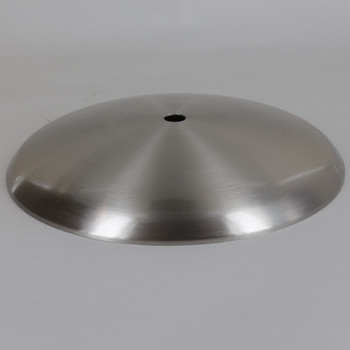 Satin/ Brushed Nickel Cover for 5-1/4in Neckless Holder