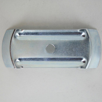 100mm (4in) Diameter Neckless Holder Insert - Zinc Plated Steel