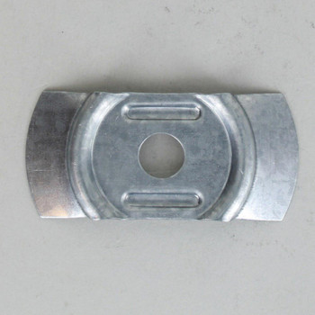 45mm(1-13/16in) Hole Seat Neckless Holder Insert - Zinc Plated Steel