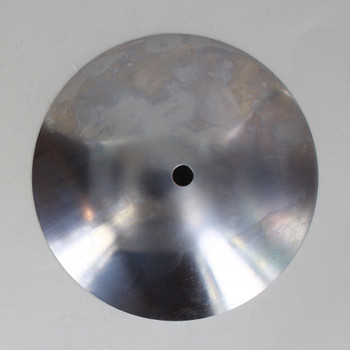 6in Diameter Neckless Holder Cover - Unfinished Steel