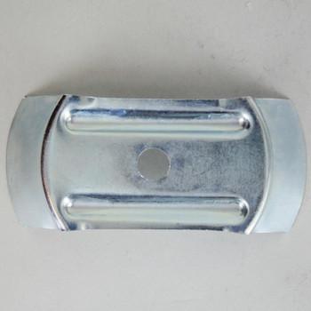 80mm (3-1/8in) Diameter Neckless Holder Insert - Zinc Plated Steel