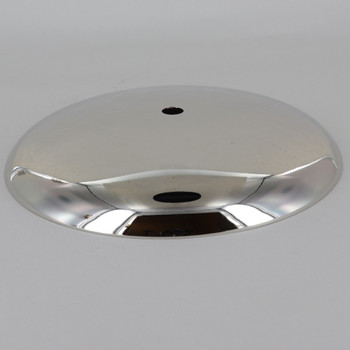 Polished Nickel Finish Cover for 5-1/4in Neckless Holder