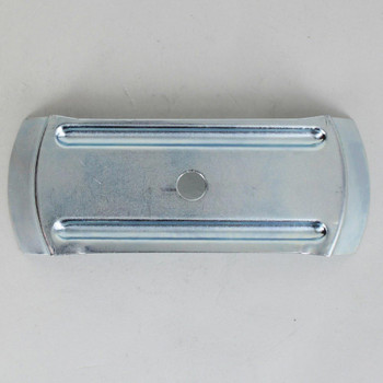 120mm (4-11/16in) Neckless Holder Insert - Zinc Plated Steel