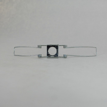 Medium 120mm. Steel Spring with 1/8ips. Slip Hole