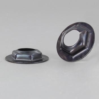 1/8-27ips. Unfinished Steel Pal Nut