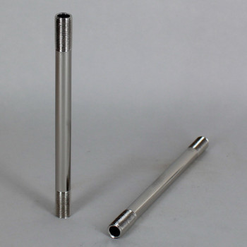 3in. Pipe with 1/8ips. Thread - Nickel Plated