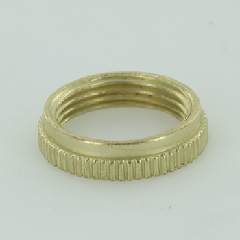 Brass Plated Ring for SO10032 Socket