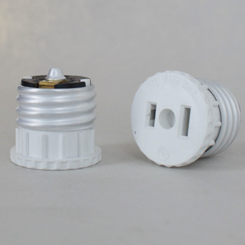 Leviton - Lampholder to Outlet Adaptor