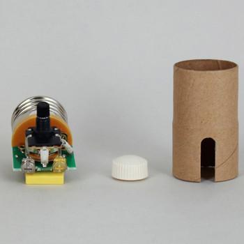 150 Watt Dimmer Socket  Interior
