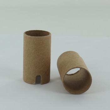 Candelabra Cardboard Socket Insulator