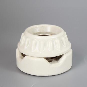Leviton - 2 Piece Porcelain Socket