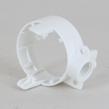 E26/E27 Thermoplastic Double Y Adaptor with 1/8ips thread