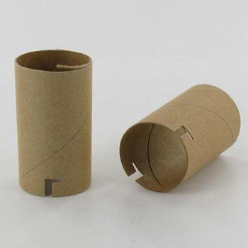 E-26 Base Edison Candle Socket Cardboard Insulator