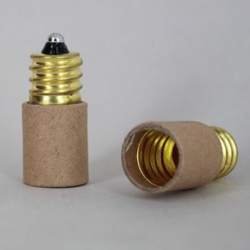 E-12 to E-12 Lamp Socket Extender