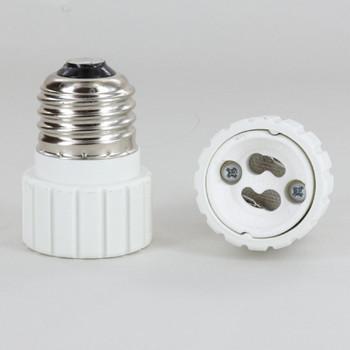 E-26 to GU10 Porcelain Socket Reducer