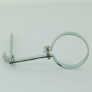 Polished Nickel Clamp On Pullchain Antique Style Lever Extends Pullchain