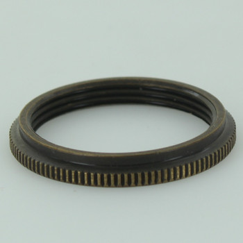 Antique Brass Finish Ring for Uno Threaded Sockets