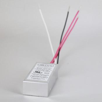 105 Watt 12 Volt Electronic Dimmable Transformer