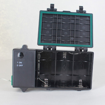 3D Battery Pack with On/Off Push Switch and Wire Leads