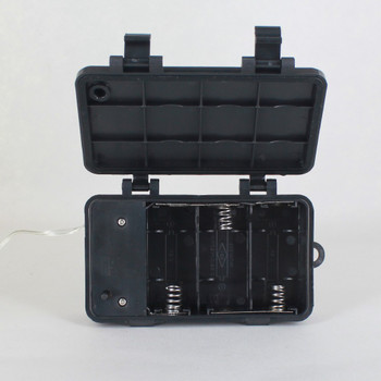3C Battery Pack with On/Off Push Switch and Wire Leads