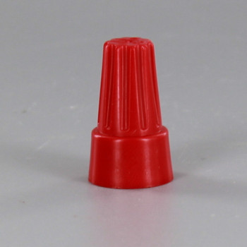RED SCREW-ON WIRE NUT