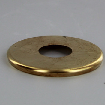 1in. Brass Plated Check Ring - 1/4ips