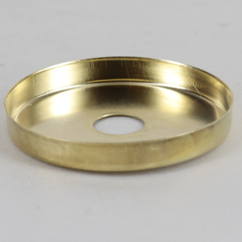 1-3/4in. Brass Plated Check Ring - 1/8ips