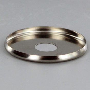 1-1/8in. Nickel Plated Check Ring - 1/8ips