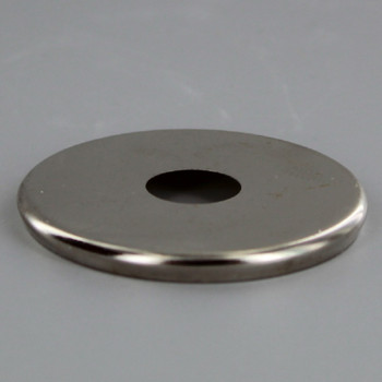 1-5/8in. Nickel Plated Check Ring - 1/8ips