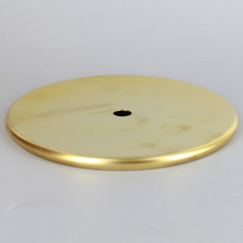 3-1/2in. Stamped Brass Check Ring - Unfinished Brass