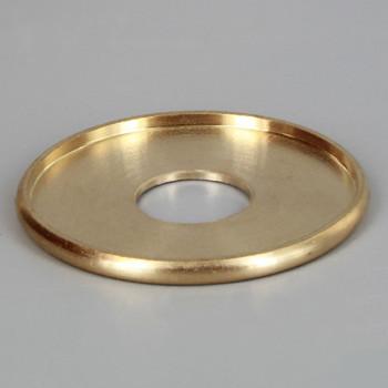 1-3/4in. x 1/4ips slip Turned Brass Check Ring
