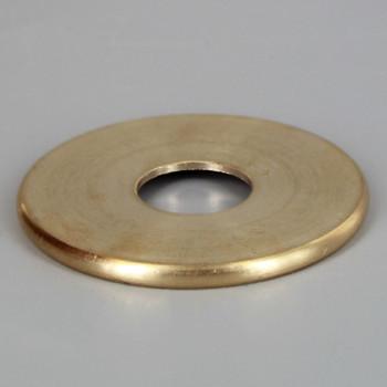 1-1/8in. x 1/4ips slip Turned Brass Check Ring