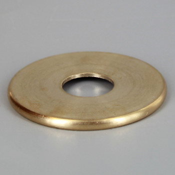 1-5/8in. x 1/4ips Turned Brass Check Ring