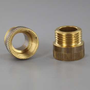 3/8ips. Male X 3/8ips. Female Solid Brass Extension