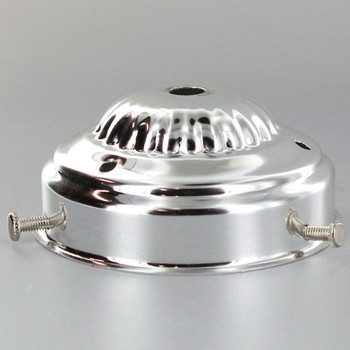 3-1/4in. Chrome Plated Finish Holder