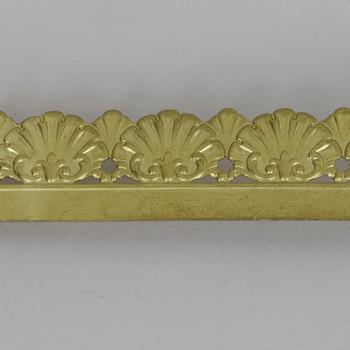 30mm (1.18in) Height Shell Filigree Brass Banding