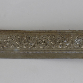 1.23in Height Solid Ornamental Steel Banding