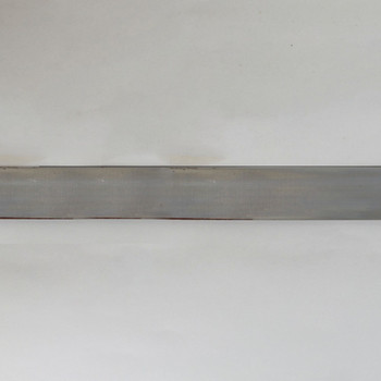1/2in Steel Plain Solid Banding - Sold in 10Ft Lengths
