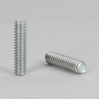 3in Long 1/4-20 Threaded Steel Stud