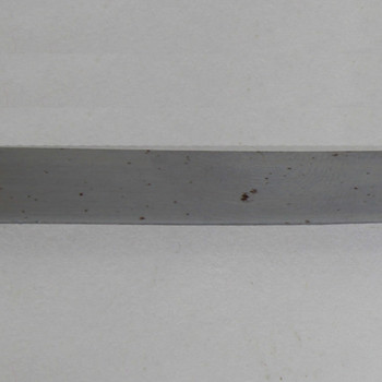 3/8in Steel Plain Solid Banding - Sold in 10Ft Lengths