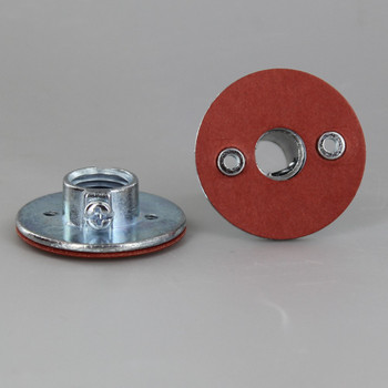1/4ips Die Cast Metal Cap with Insulator for use with Porcelain Socket Series SO10045, SO10085