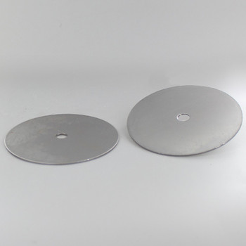 4in. Steel Washer with 1/8ips. Slip Through Hole