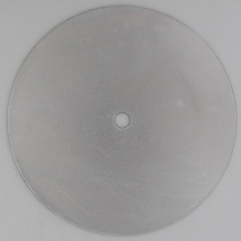 6in. Steel Washer with 1/8ips. Slip Through Hole