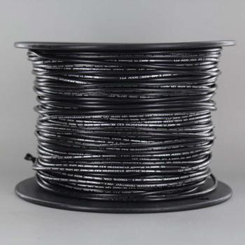 14/1 Single Conductor AWM 105 Degree Black Wire
