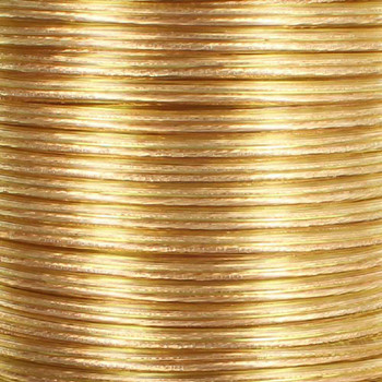 16/2 SPT-2 Gold 105 Degree Two Conductor Zip Wire